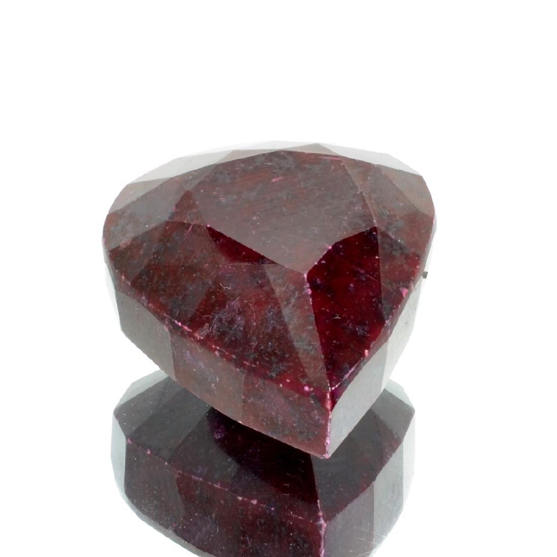 APP: 4k 987.50CT Pear Cut Ruby Gemstone