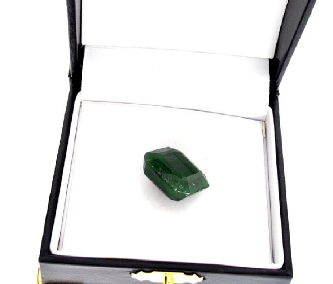 APP: 1.4k 27.30CT Square Cut Green Beryl Emerald