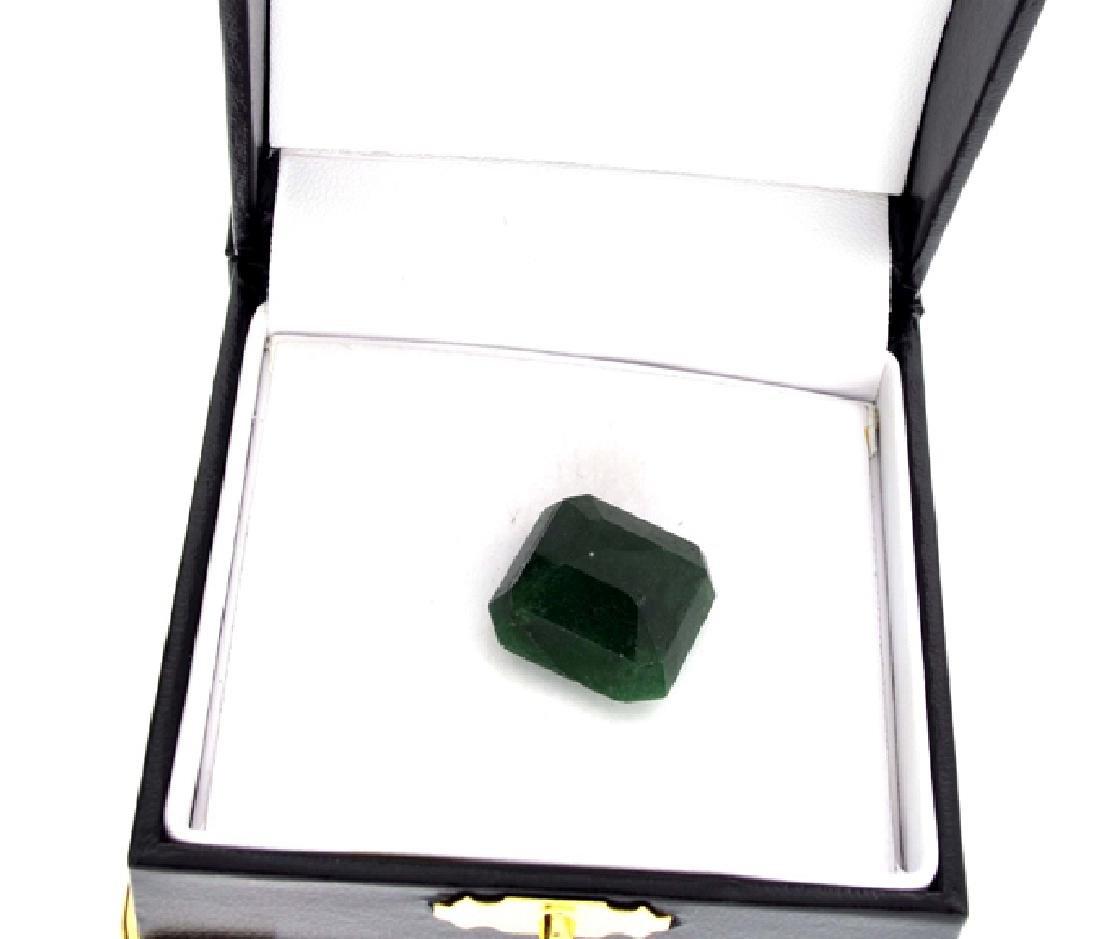 APP: 1.4k 27.30CT Square Cut Green Beryl Emerald - 2