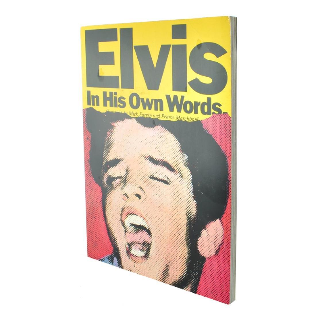 Elvis In His Own Words (Paperback)