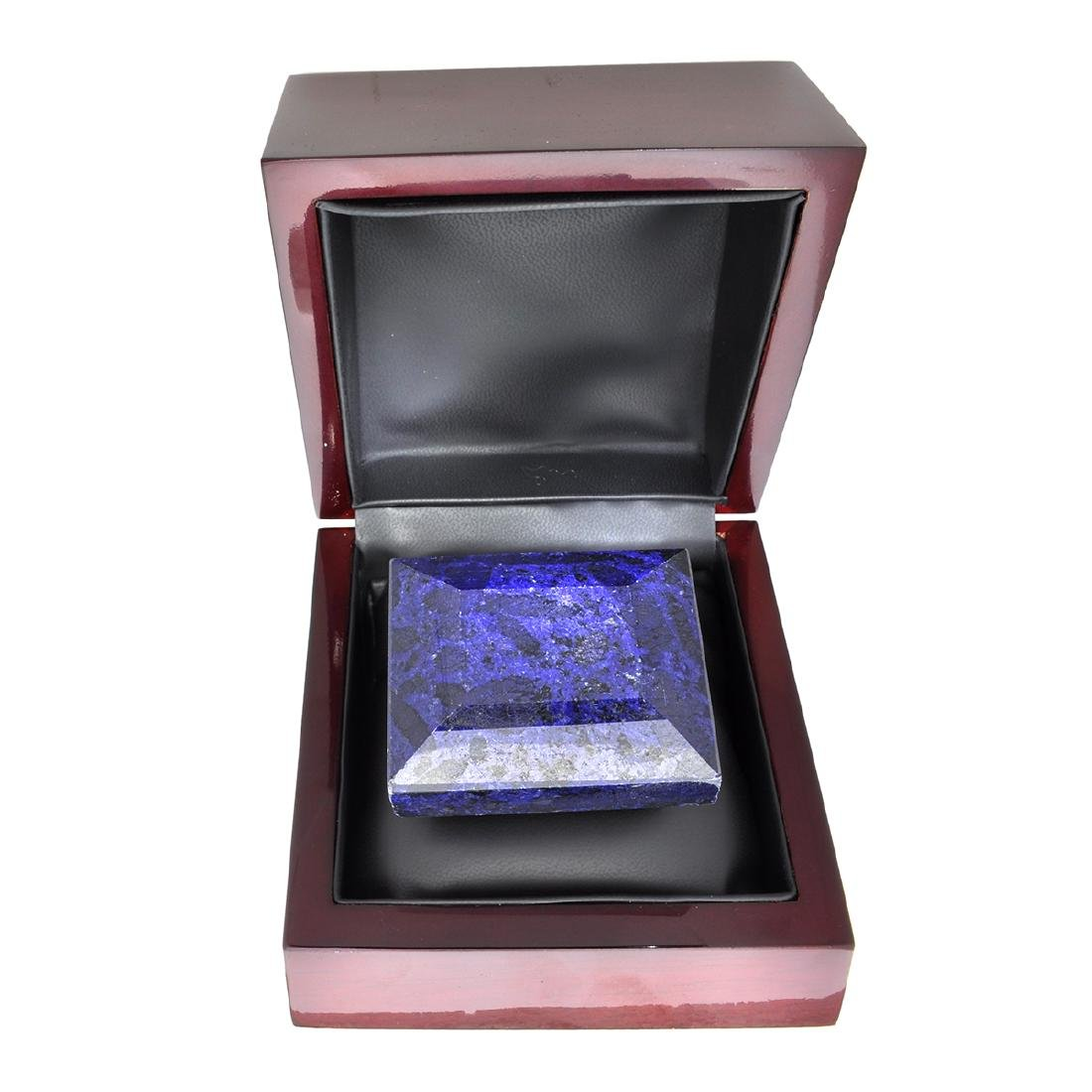 APP: 4.4k 1,766.90CT Rectangular Step Cut Blue Sapphire