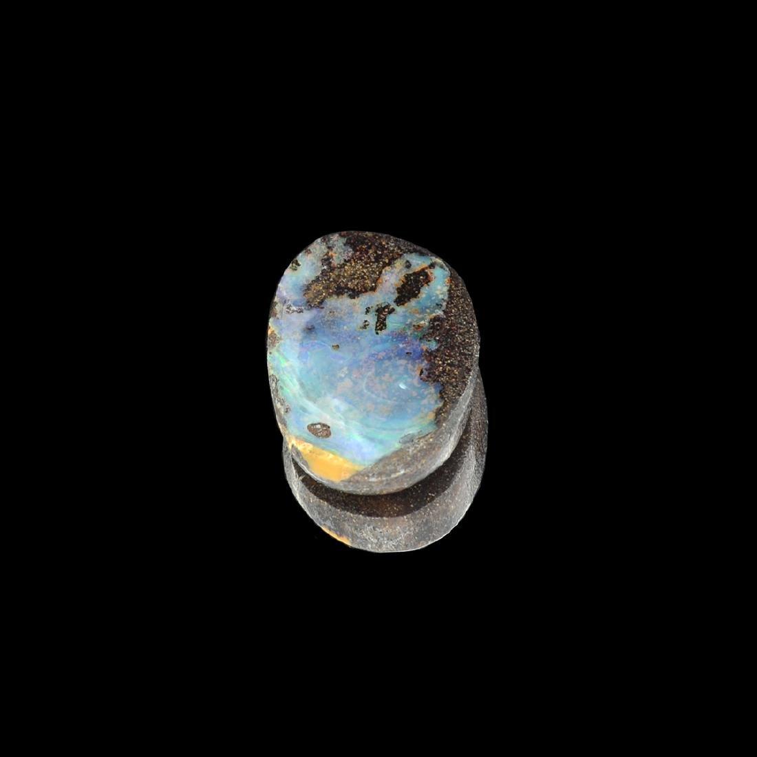 Gorgeous 14.45CT Rare Boulder Opal Gemstone