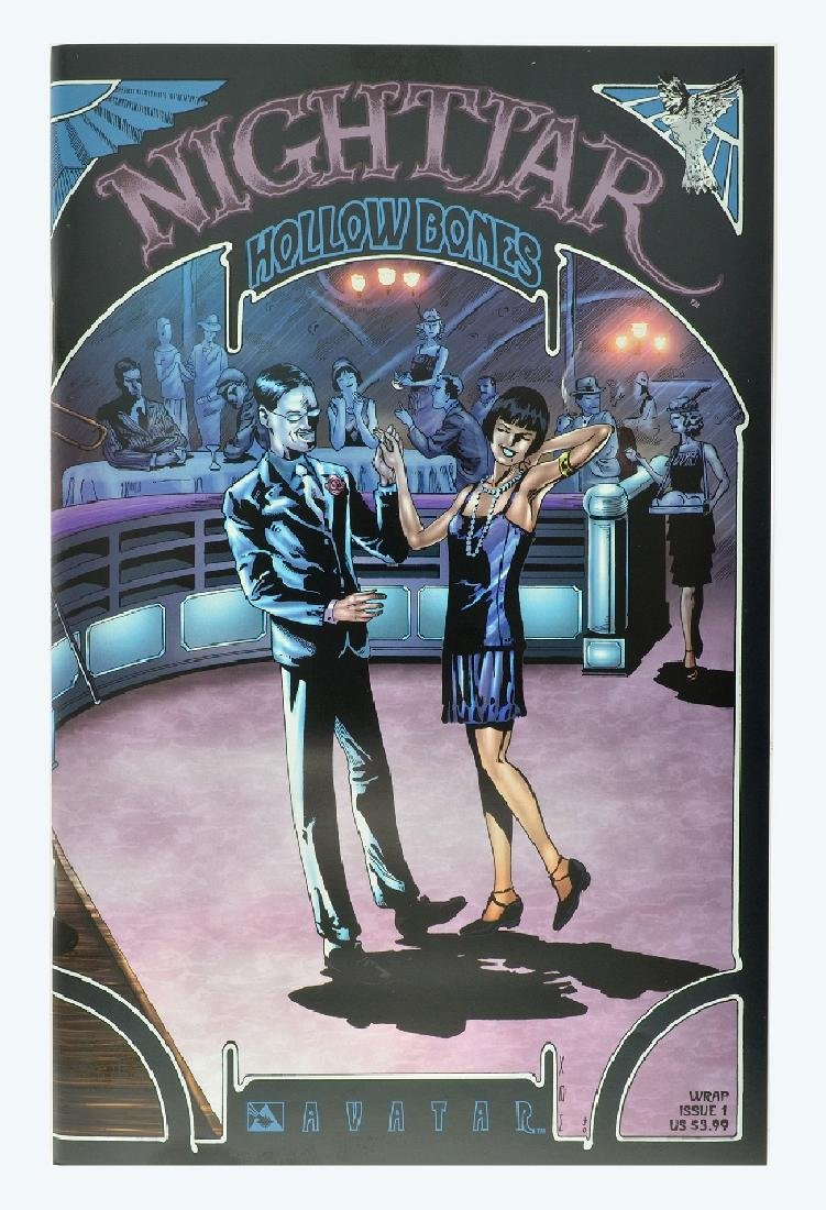 Nightjar Hollow Bones (2004) #1
