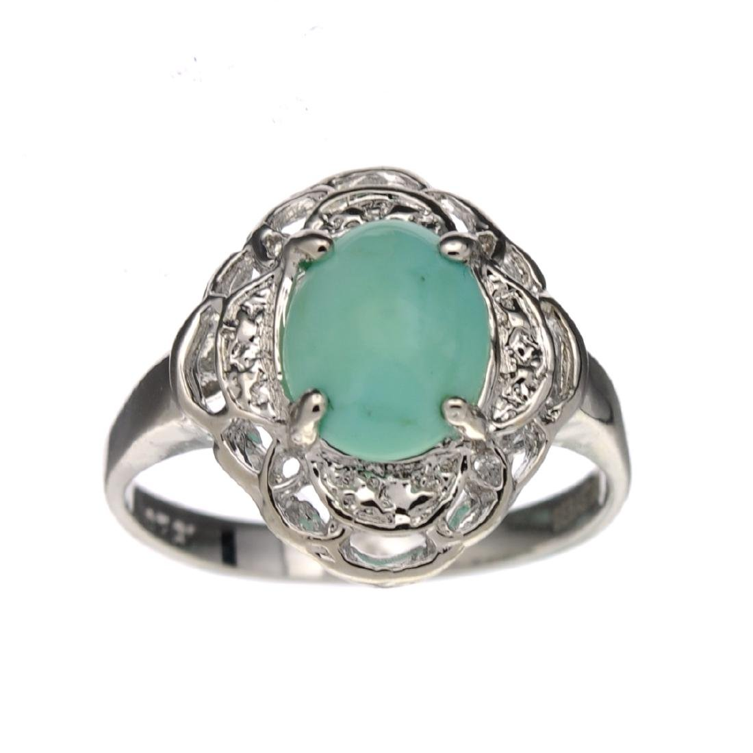 Fine Jewelry Designer Sebastian, Turquoise And Sterling