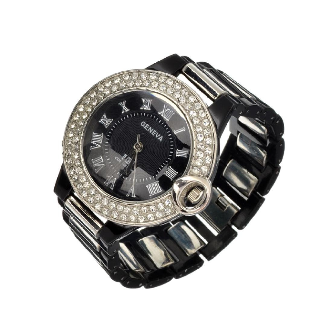 New Women's Geneva, MN Collection, Stainless Steel