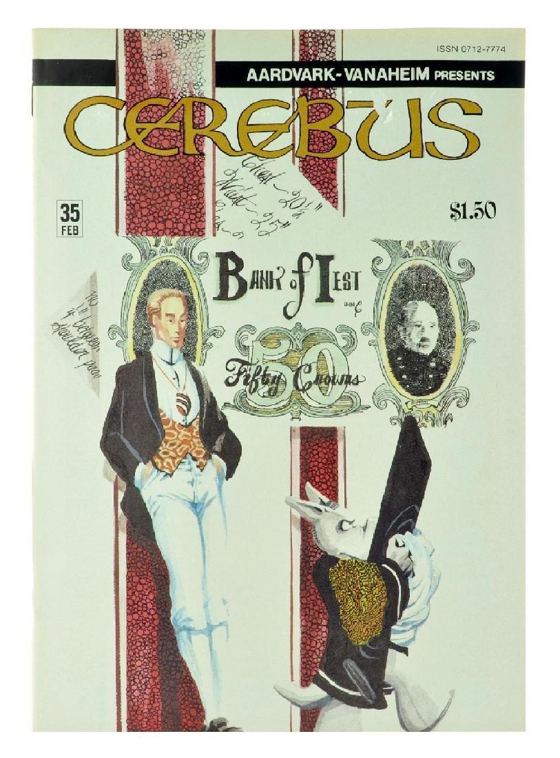 Cerebus (1977) Issue 35