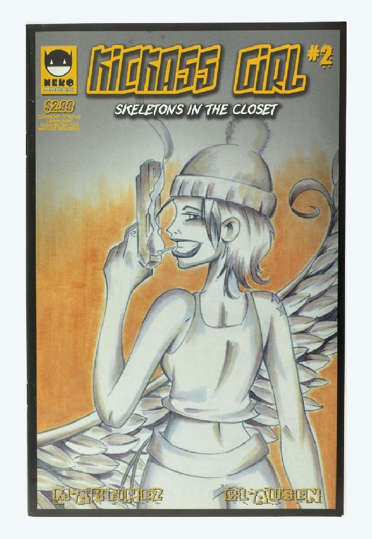 Kickass Girl Skeletons in the Closet (2003) #2