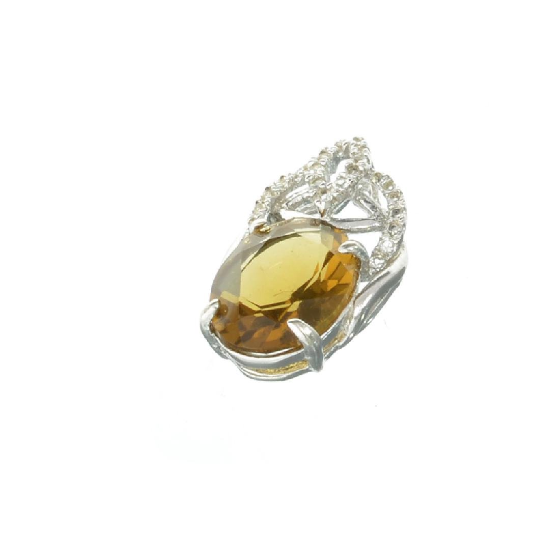 APP: 0.5k Fine Jewelry 2.00CT Oval Cut Citrine And