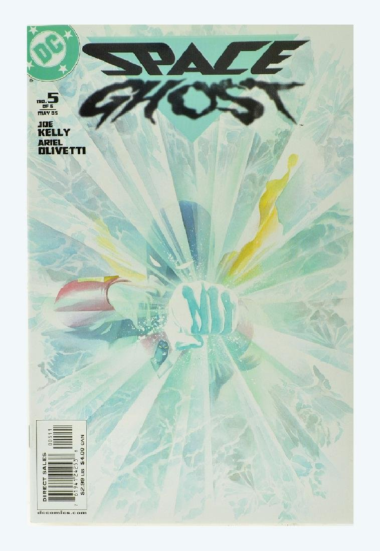 Space Ghost (2004 DC) #5