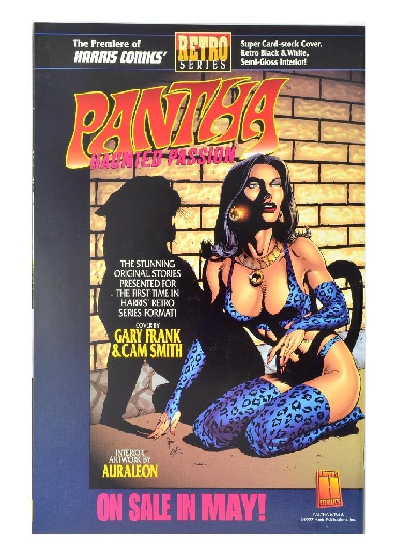Vampirella vs. Pantha (1997) Black Variant #1 - 2