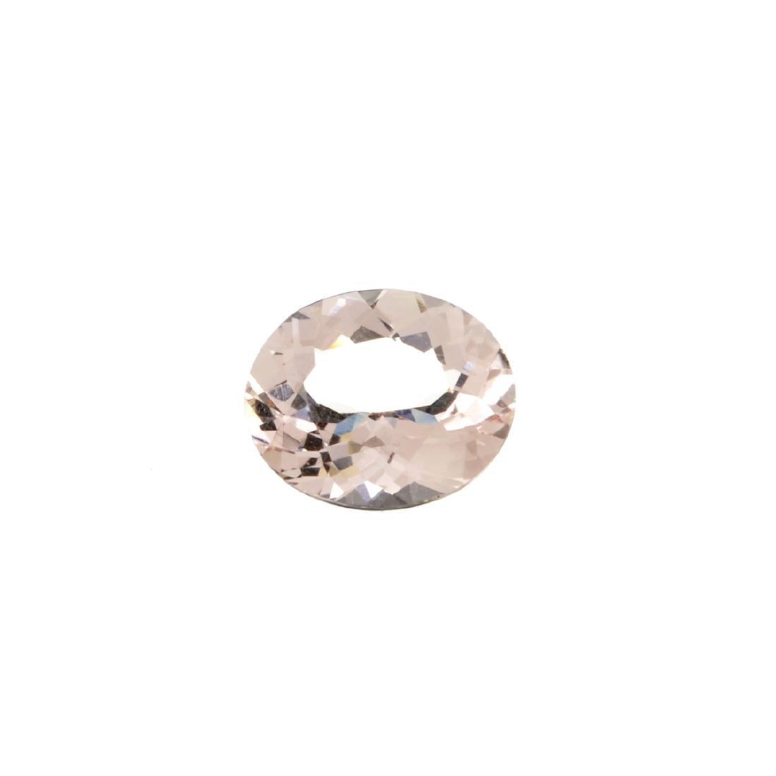 High End Rare 4.00CT Morganite Stone