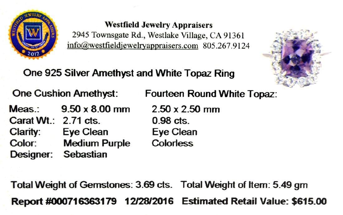 APP: 0.6k Fine Jewelry Designer Sebastian, 3.69CT - 2
