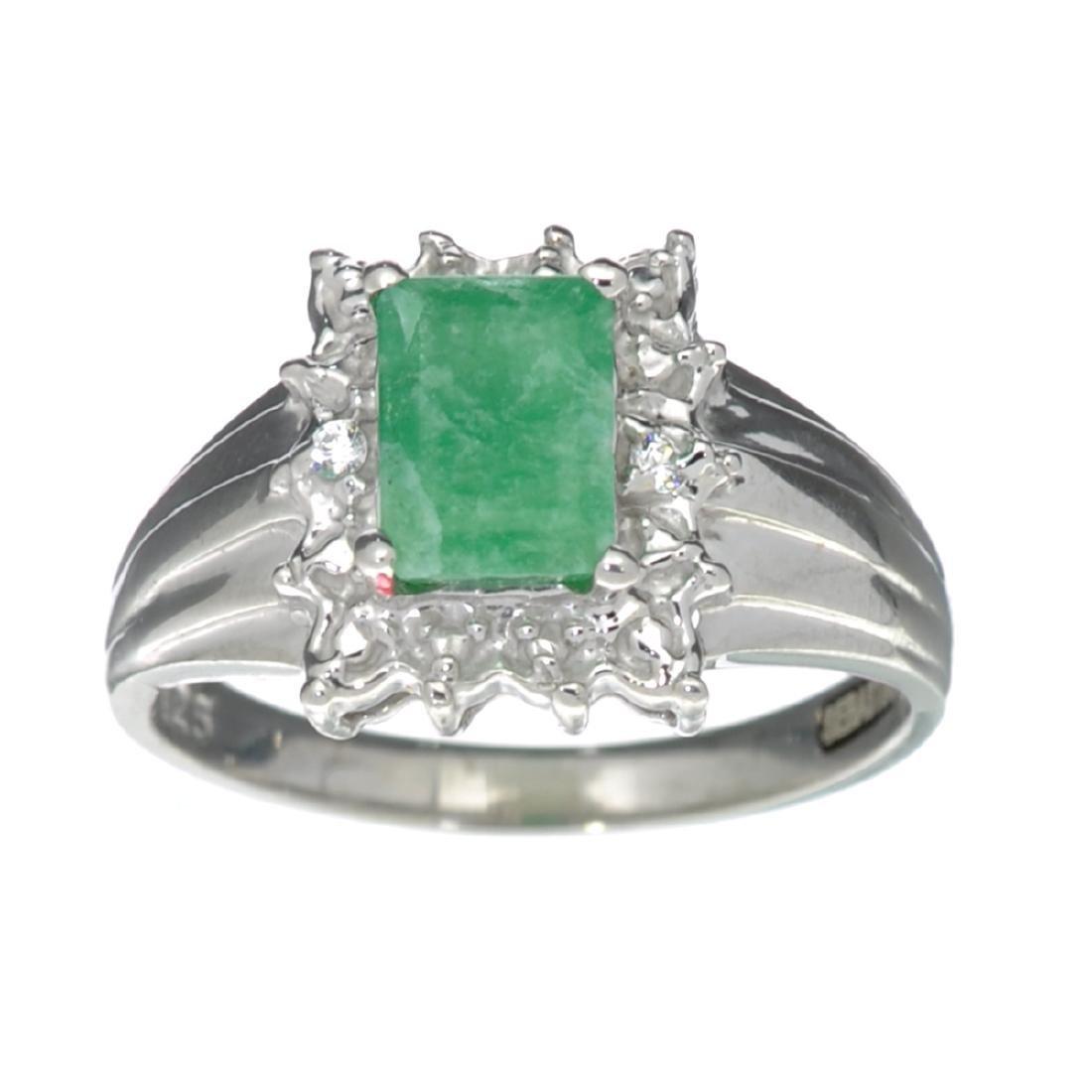 APP: 0.5k Fine Jewelry Designer Sebastian, 0.73CT Green