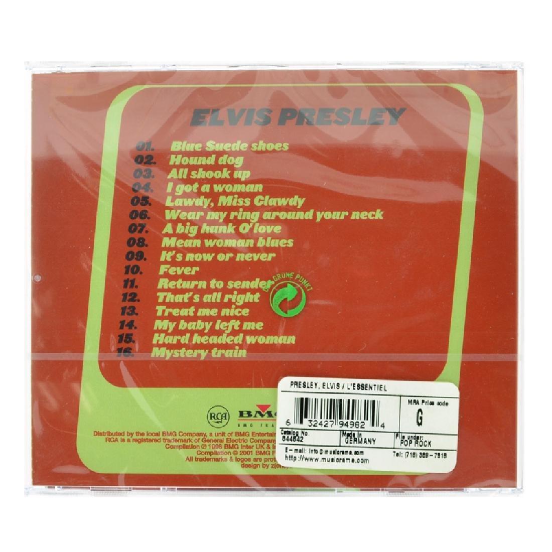 Elvis Presley CD's - 2