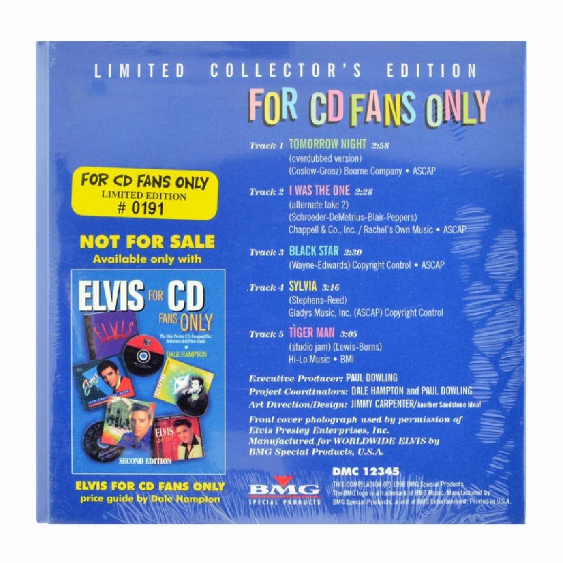 Elvis Presley CD's (Unopen) - 2