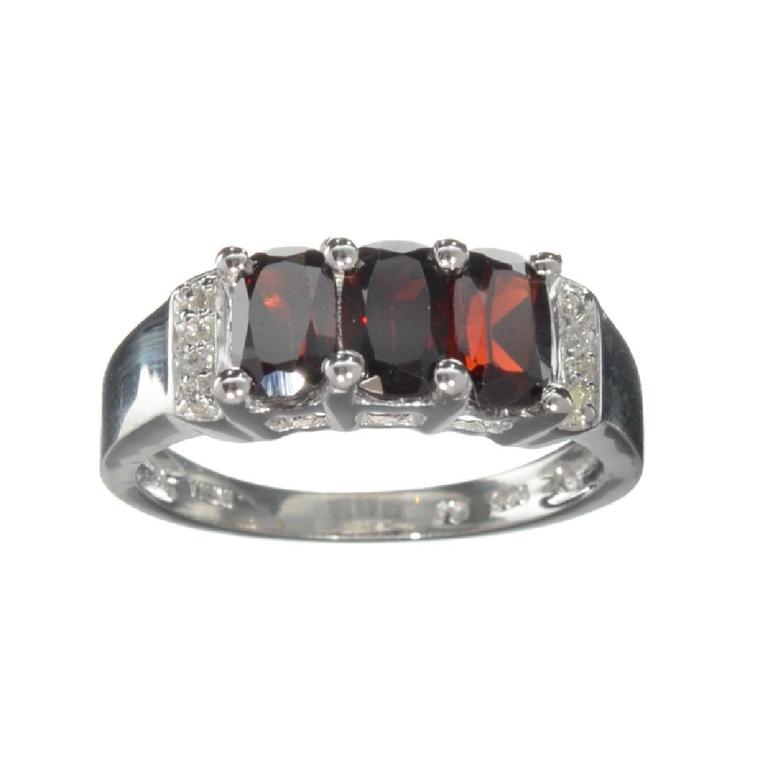 APP: 0.4k Fine Jewelry 1.84CT Almandite Garnet And