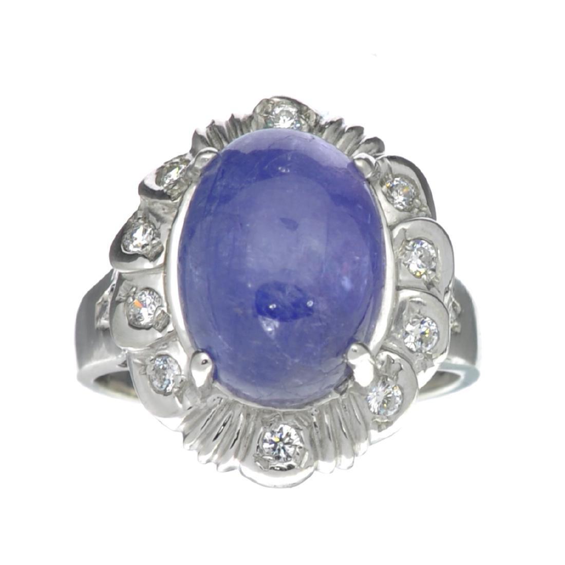 Fine Jewelry Designer Sebastian 6.60CT Cabochon