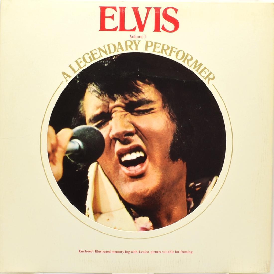Rare Original Vintage Elvis Album