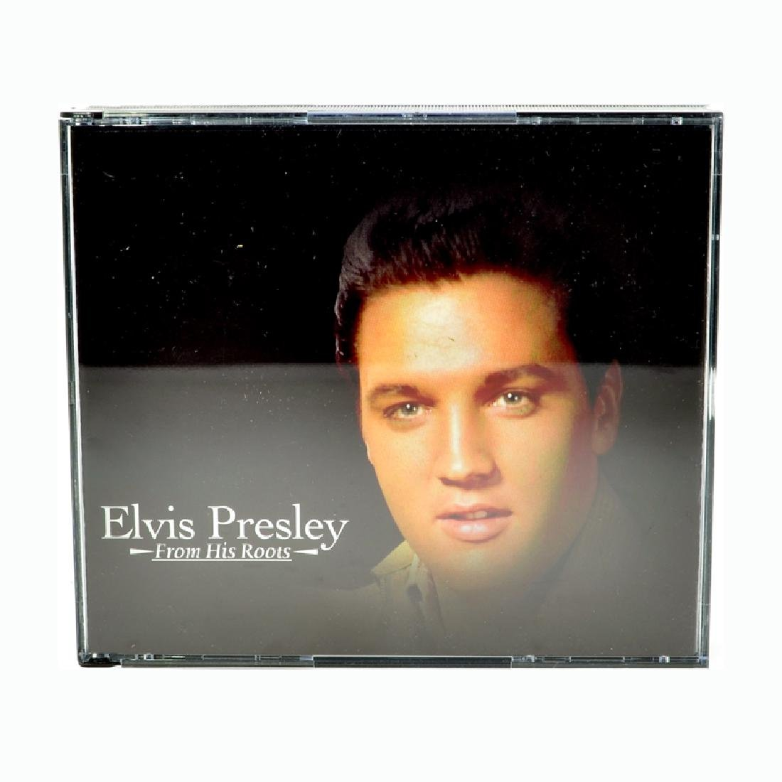 Elvis Presley From His Roots 3 CD Box Set