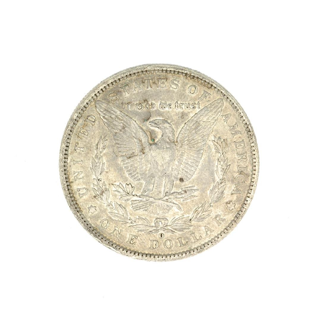 1900-O U.S. Morgan Silver Dollar Coin - 2