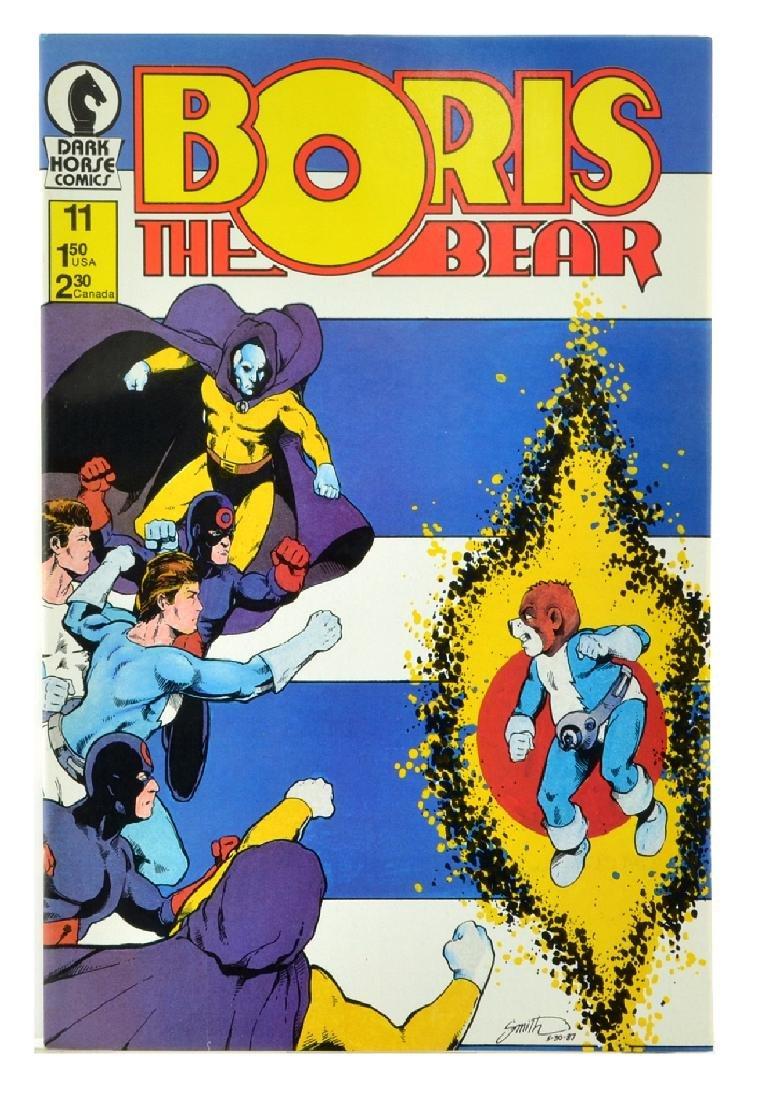 Boris the Bear (1986) Issue 11