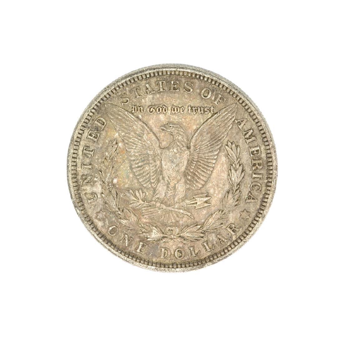 1921 U.S. Morgan Silver Dollar Coin - 2