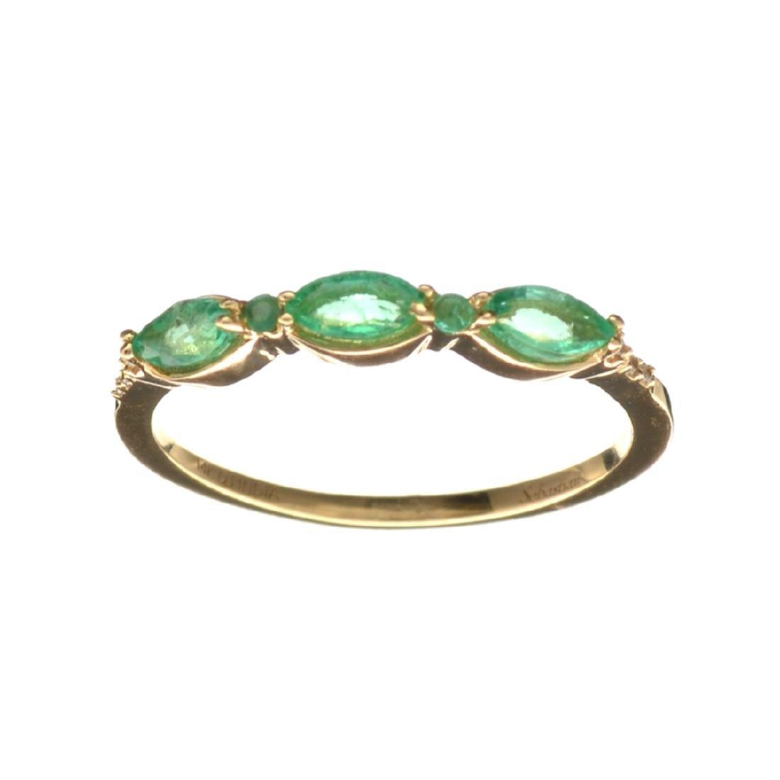 APP: 1k Fine Jewelry, Designer Sebastian 14 KT Gold,