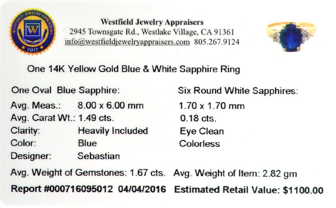APP: 1.1k Fine Jewelry Designer Sebastian 14 KT Gold, - 2
