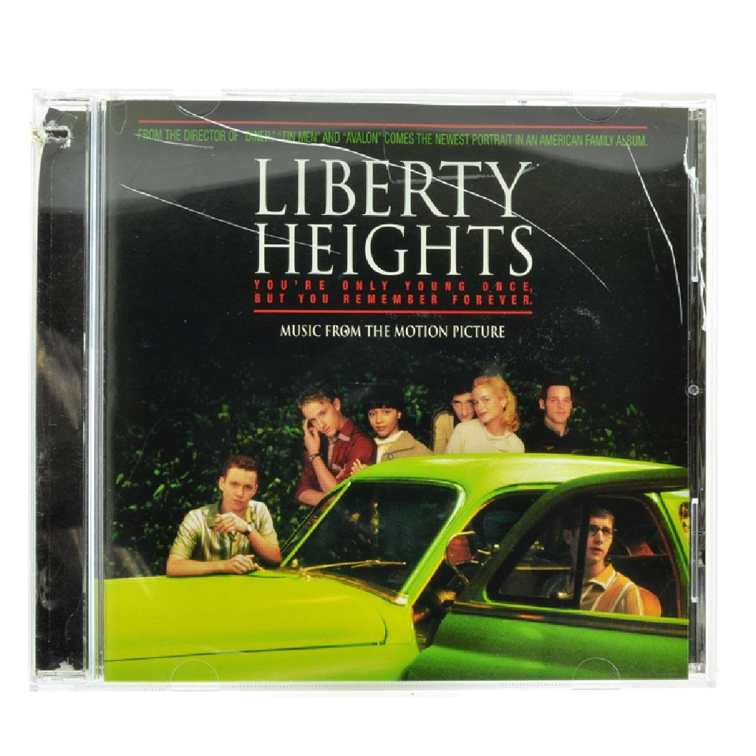 Liberty Heights Music From The Motion Picture