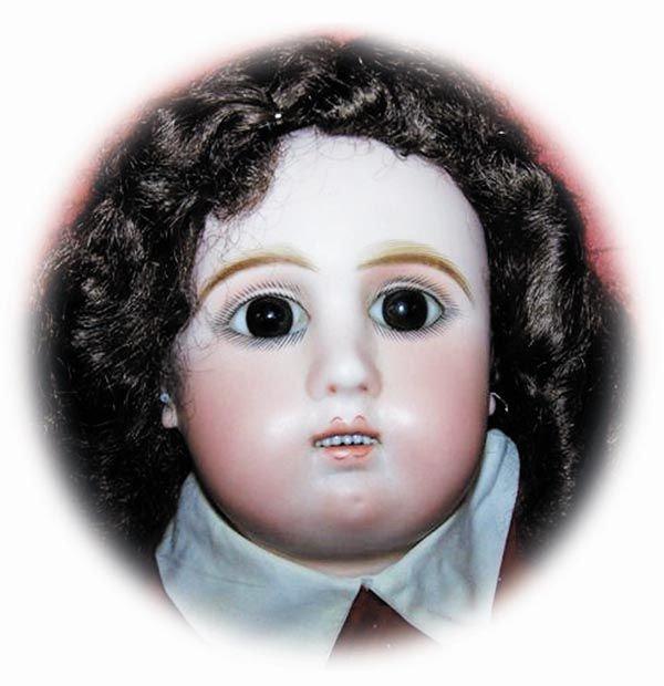 11: French Jullien Bebe Bisque Doll
