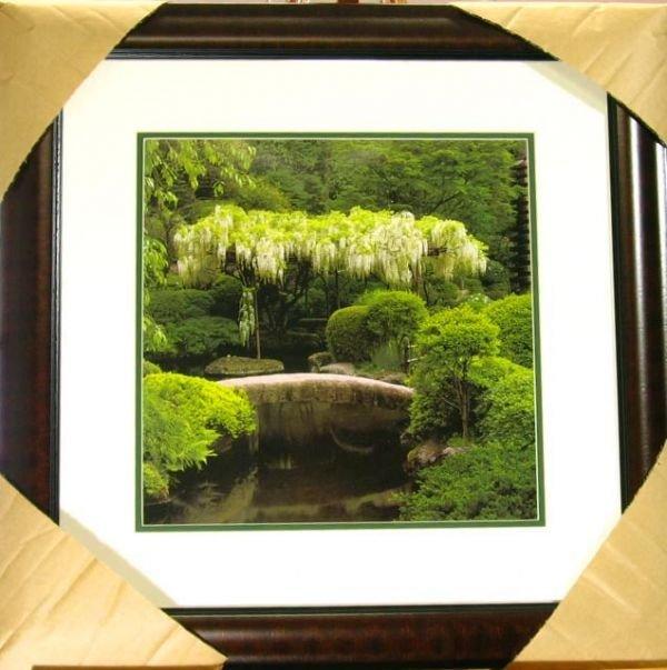 1418: MICHAEL SEEWALD, ''Gotemba-Japan'' Framed Rep