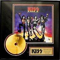 2014: KISS ''Destroyer'' Gold CD