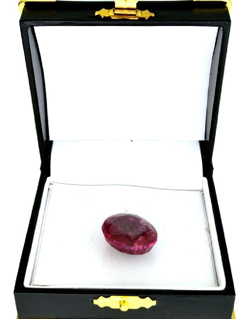 36.55CT Ruby Gemstone
