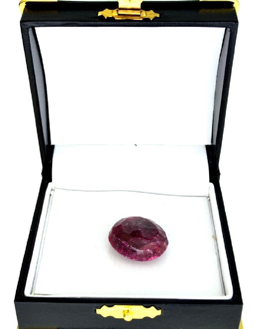 36.55CT Ruby Gemstone - 2