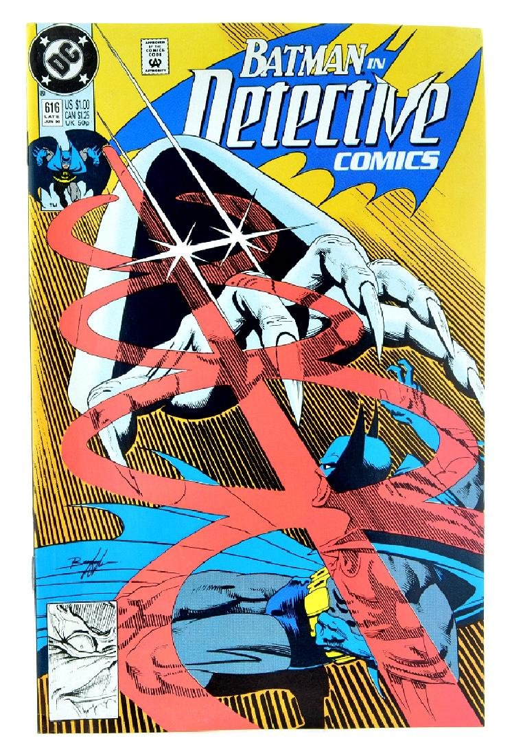Detective Comics (1937 1st Series) Issue 616