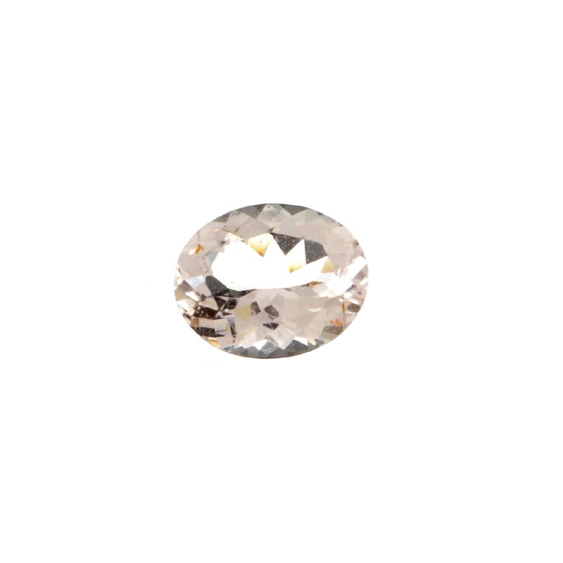 High End Rare 2.75CT Morganite Stone