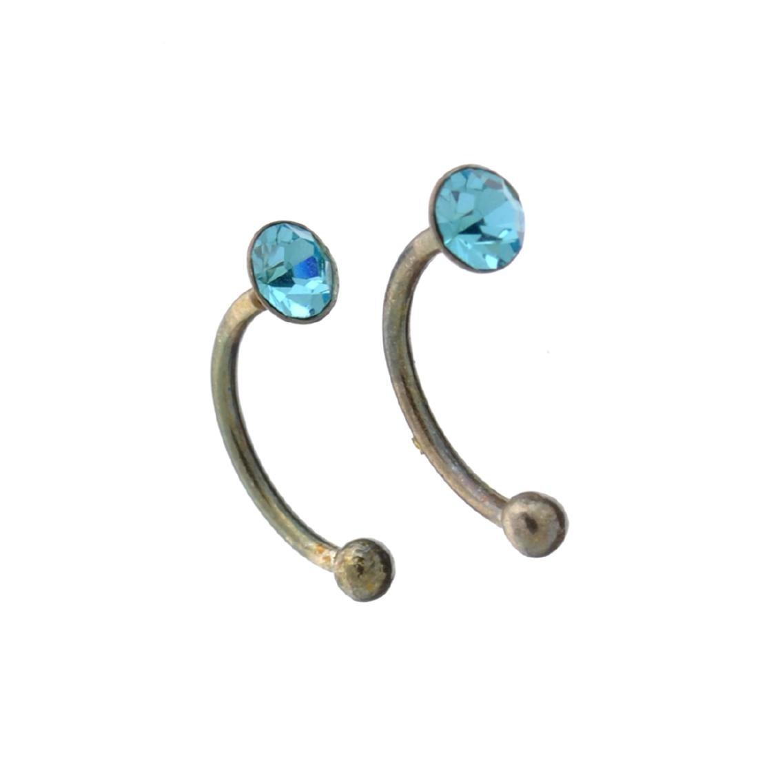 Gorgeous Sterling Silver Earrings