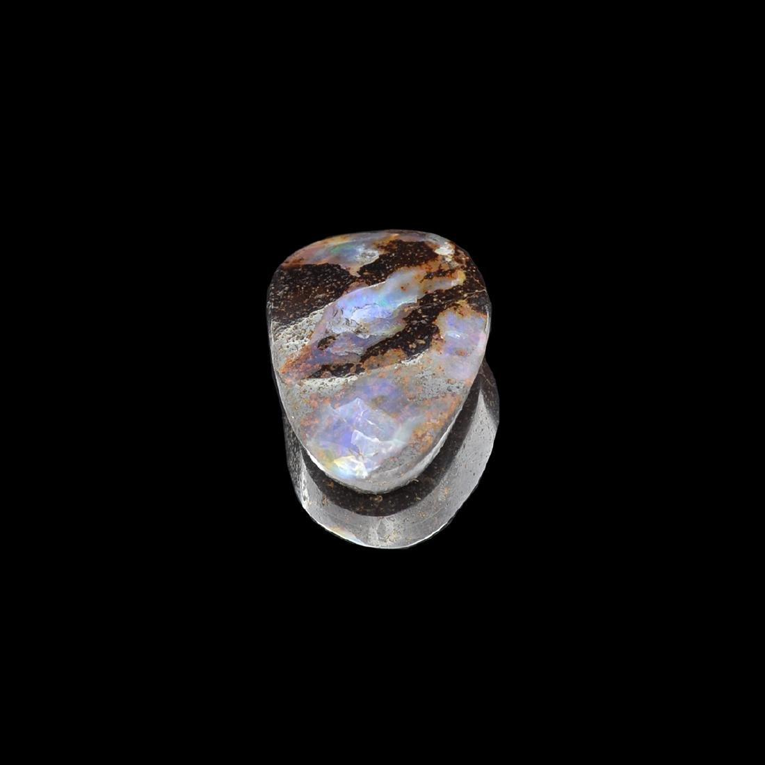 Gorgeous 21.20CT Rare Boulder Opal Gemstone