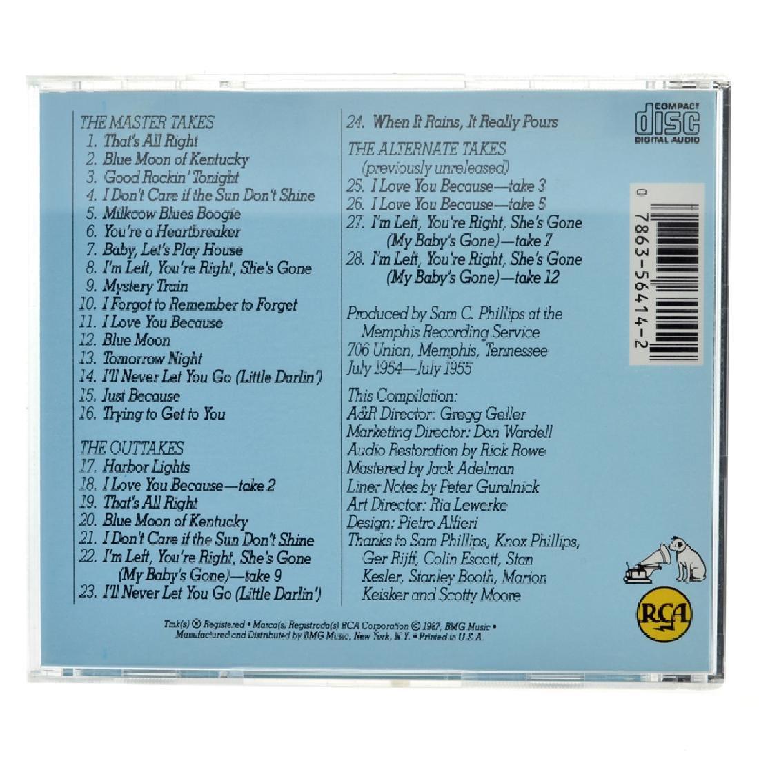 Elvis Presley Compact Disc - 2