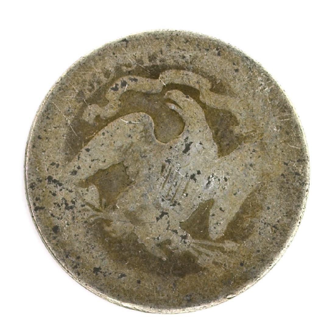 1877 Liberty Seated Half Dollar Coin  Coin - 2