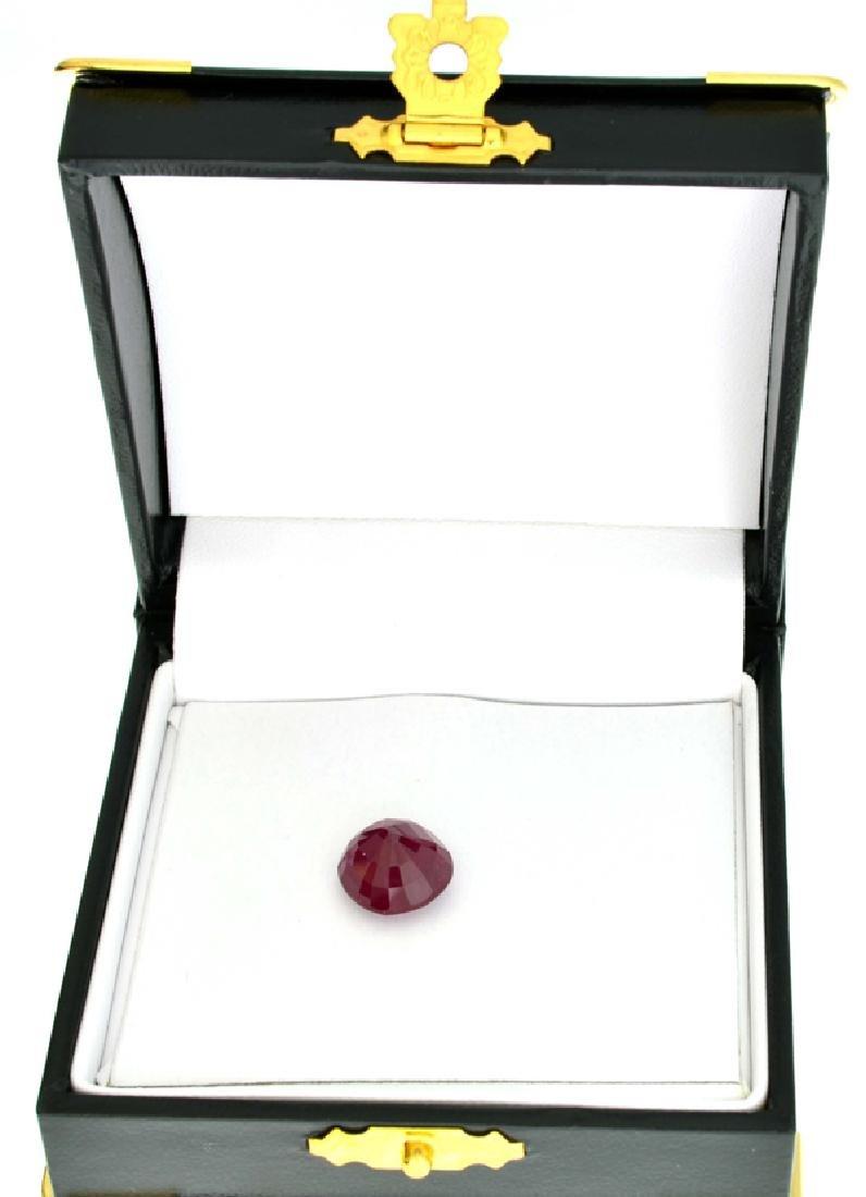 APP: 1.2k 8.33CT Oval Cut Ruby Gemstone - 2