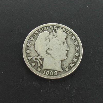 3010: 1908 Half Dollar Coin, COLLECT!