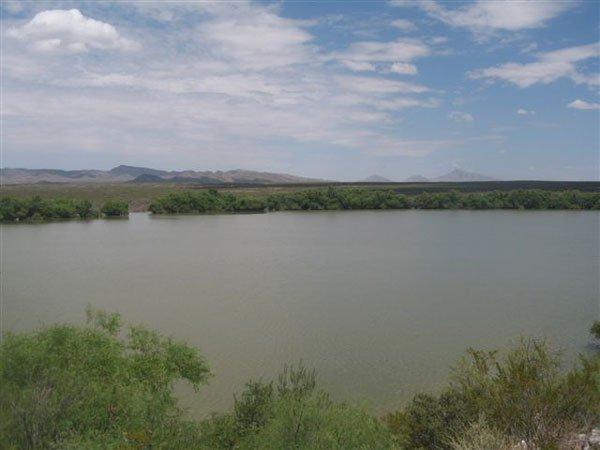 6008: GOV: TX LAND, 5.10 AC. WATERFRONT RESERVOIR