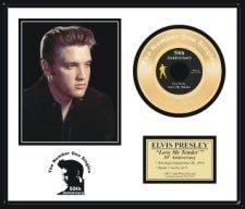 6015: ELVIS PRESLEY ''Don't Be Cruel'' 50th Anniv. Gold