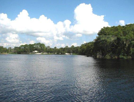 311: GOV: FL LAND, VACATION AREA, NEAR ST. JOHNS RVR