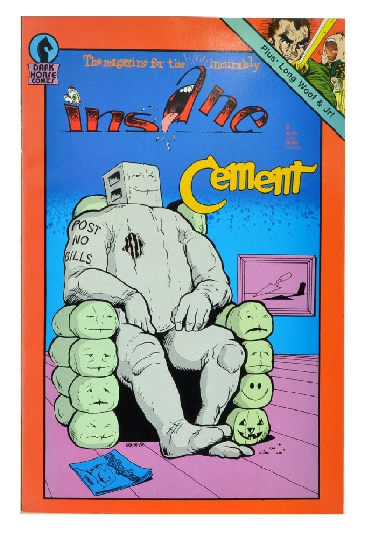 Insane (1988) Issue 2