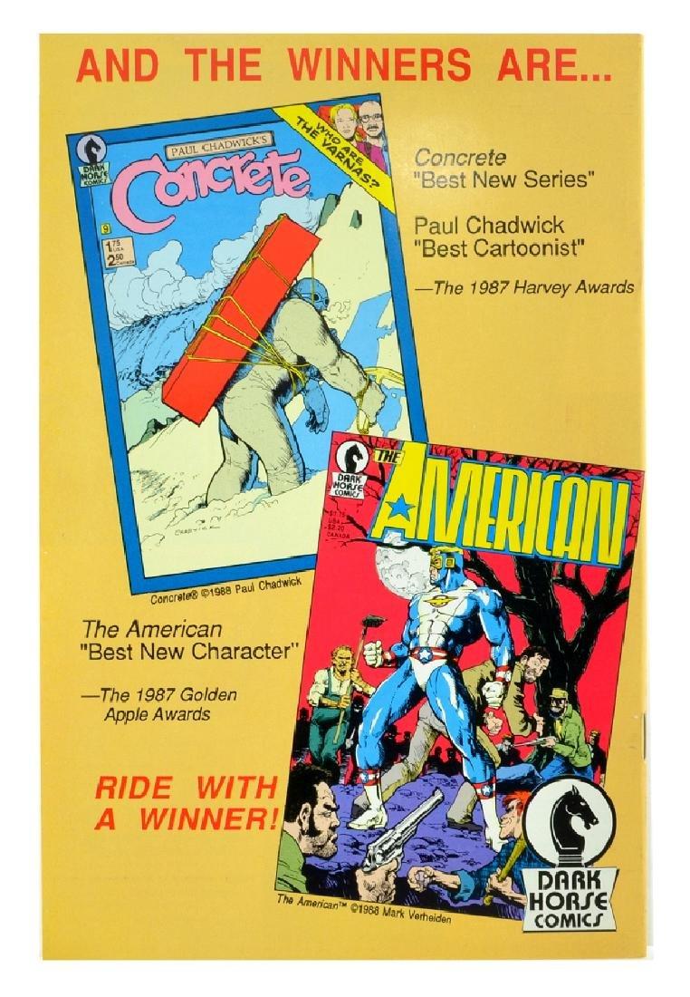 Insane (1988) Issue 2 - 2
