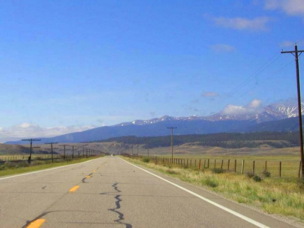 1682: GOV: CO LAND, 40 AC., RESERVOIR, SCENIC, STR SALE - 3