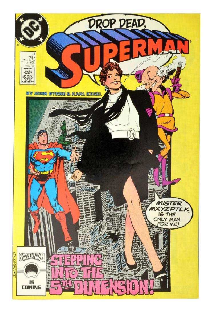 Superman (1987 2nd Series) Issue #11