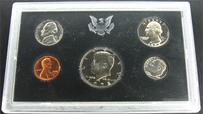 3221: 1972 US Proof Set Coin-Investment Potential